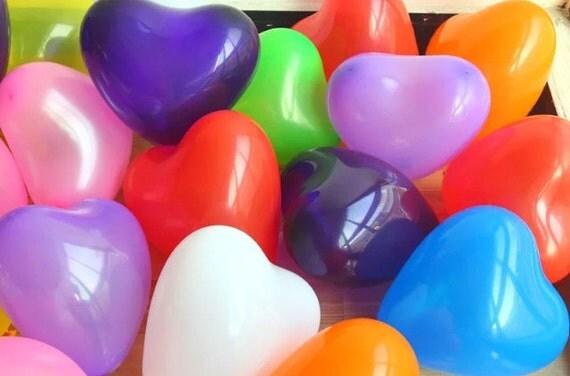 Heart Latex Balloons 34