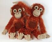 Orwell the Orangutan
