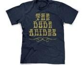 dude abides shirt funny big lebowski t-shirt gifts for men fun gift idea for guys bowling shirt humorous movie shirts large xl 2x 3x 4xl