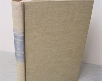 Vintage Religious Book - Everyday Life In Old Testament Times - 1956 - Spirituality - Bible Study