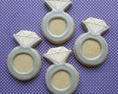 Ring Sugar Cookies - 1 Dozen