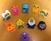 Adventure Time magnets or Christmas ornaments