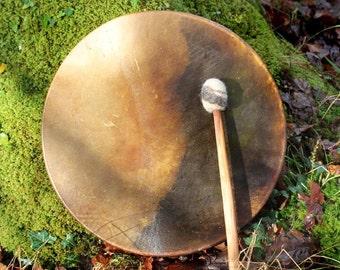 16 Quot Shamanic Horse Hide Drum