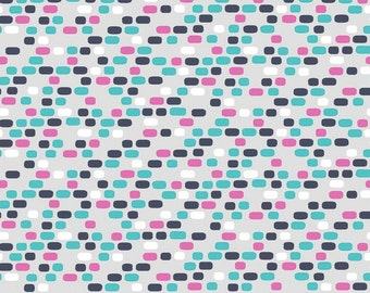 Brick Fabric - 1 Yard Cut - Around Town - Studio e Fabric - Cotton Fabric - Multi Color Fabric - Quilting Fabric