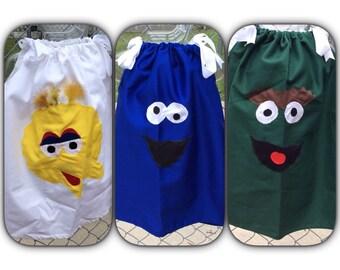 Character pillowcase dresses