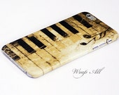 Vintage Piano iPhone 6S case iPhone 6 case iPhone 6S Plus case iPhone 6 Plus case iPhone 5S case iPhone 5 case iPhone 4S caseiPhone 4 case