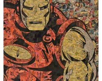 Iron Man 2 Print 11x17