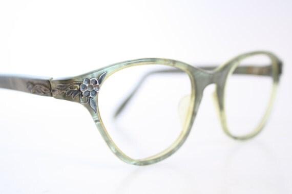 Unique Cat Eye Glasses Frame Vintage : Unique Cat Eye Eyeglasses Vintage Eyewear Retro Glasses Cat