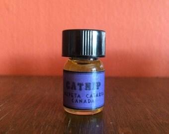Catnip Essential Oil, Nepeta cataria, Canada - 5/8 dram