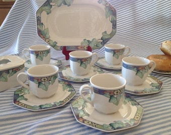 Villeroy and Boch Pasadena Set