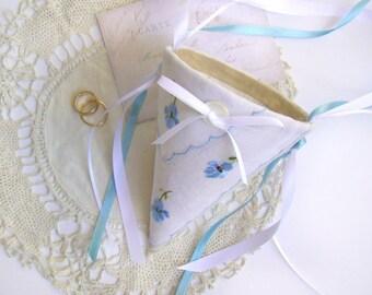 Rustic Flower Girl, Flower Girl Basket, Wedding Flower Girl, Blue Wedding, Petal Cone, Vintage Styled, Rustic Wedding, Farm, Country