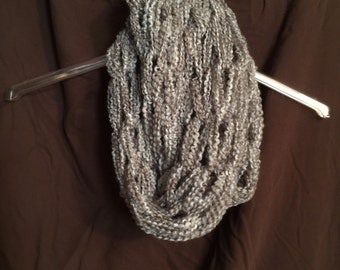 Cloud Cowl (Arm Knit Infinity Scarf 5)