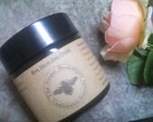 Rose Maroc face cream with organic Shea butter, Rosehip and Camillia tea oils.