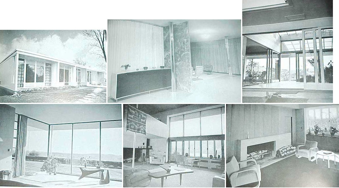 1946 if you want to build a house moma mid century modern for Cost to build mid century modern home