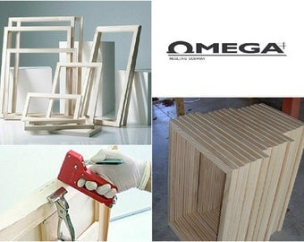Canvas Stretcher Frame Premium Quality Pine Wood Artist Art Supplies 12x16