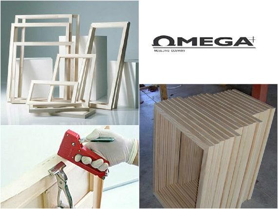Basket Weaving Supplies Toronto : Canvas stretcher frame premium quality pine wood artist