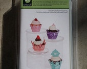 Cricut Lite Cupcake Wrappers cartridge- NIP