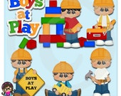 2015 Building Buddies Clip art  Clipart Graphics  Commercial Use