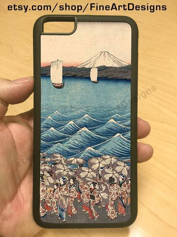 iPhone Case Japanese Sea iPhone 6/6+ iPhone 5/5s iPhone 4/4s