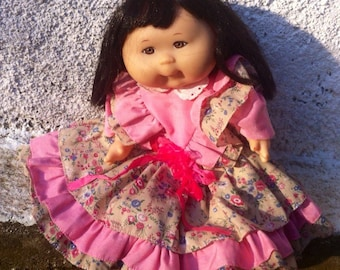 Cabbage Patch Kids Doll Mattel Xavier Roberts Girl Toys 1980s