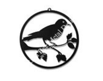 Little Bird Metal Art