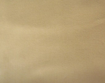 Everyday Organics Cotton by Clothworks in Gold 1 Yard