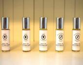 9ml Madame Moustache Perfume Oil - Fire, Vanilla, Tobacco, & Egyptian Musk