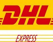 Express shipping DHL Worldwide Service for Danielle