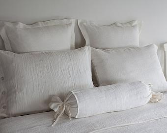 KING LINEN BEDDING - linen bedding king - duvet set king - linen duvet set - king bedding set - usa king bedding - king set white
