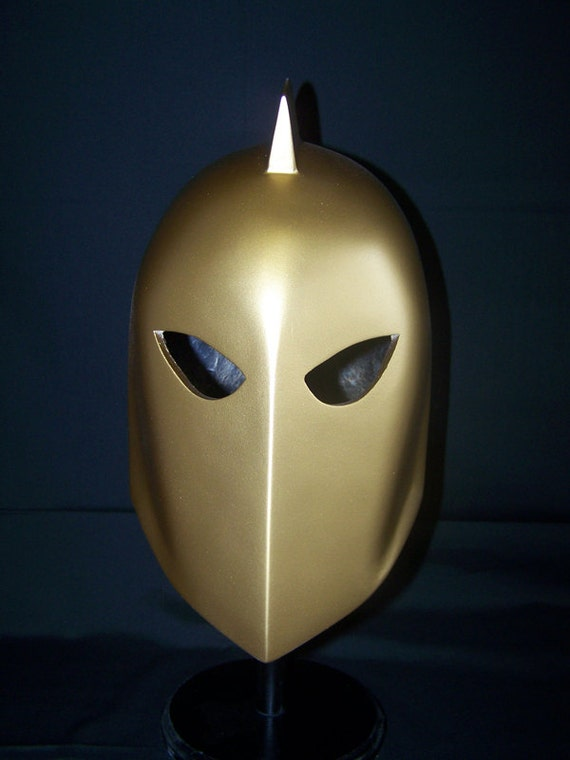 how to make a dr fate helmet