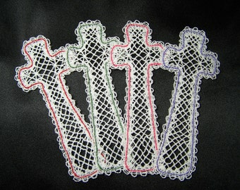 Cross Bookmark Set of 2