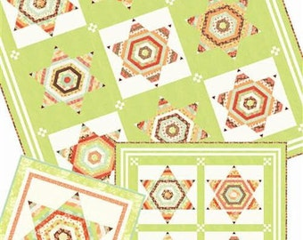 Fig Tree Quilts Navajo Stars Quilt Pattern