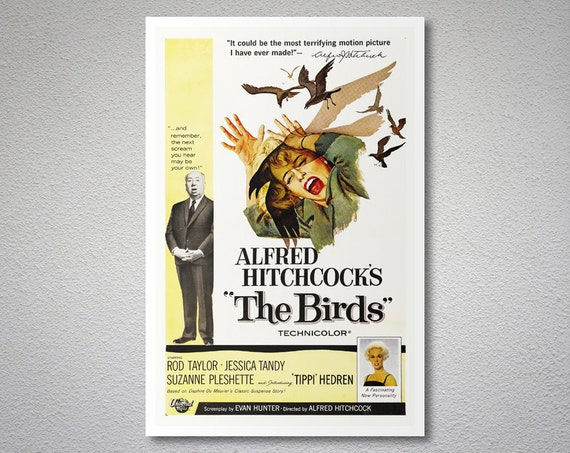 alfred bird hitchcock paper research Alfred hitchcock's film the birds in five pages this paper examines how man's abuse of nature has dire consequences in alfred hitchcock's.