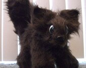 Furry Forest Critter – A hand-made companion.