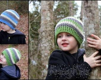 Crochet Max hat.Made to order.