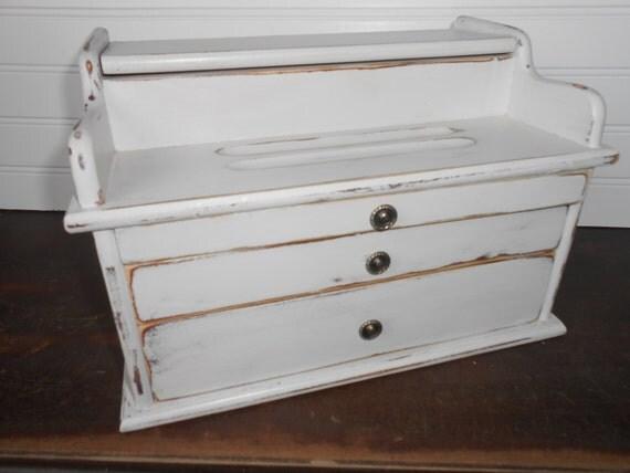wood desk organizer cottage farmhouse desk organizer desk