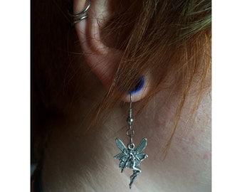 Faerie Charm Dangle Earrings