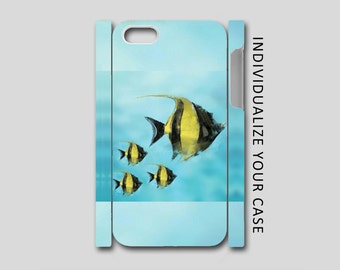 Artistic Fish iPhone Case, Artistic iPhone Case, Art Fish Samsung Galaxy Case, iPhone 6, iPhone 5, iPhone 4, Galaxy S4, Galaxy S5, Galaxy S6