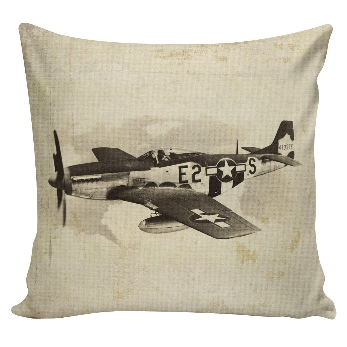 Family History Throw Pillow : Military History Throw Pillow Pillow Cover Military Family