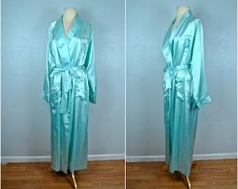 Christian Dior Lime Green Robe, Designer Robe