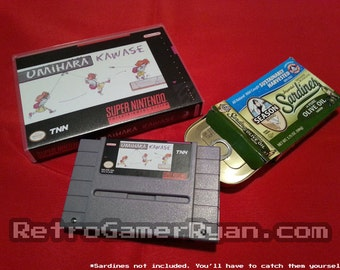 Umihara Kawase (Super NES Reproduction)