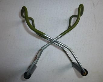 60's Earthgrown brand canning tool - disassebles easily for storage and cleaning - solid grips and handles