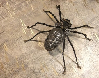 Spider, Black Widow, Halloween Spider, Steampunk Spider, Orb Spider, Spider Web, Robot Spider