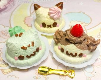 Pokemon Kawaii mascot Ice Cream ring anime manga