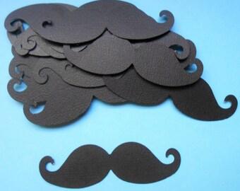 Moustache Confetti
