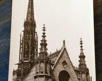 La Sainte-Chapelle, Paris, France