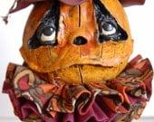 Hank the Pumpkin Man