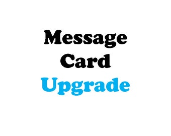 TheCraftyElks: Message Card Upgrade