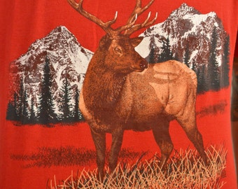 Flippin' Majestic Vintage 1990 12 Point Buck T-Shirt
