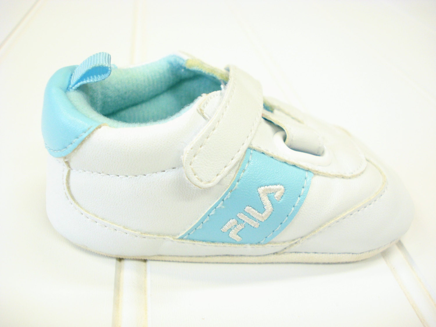 vintage baby shoes baby athletic shoes white tennis shies by